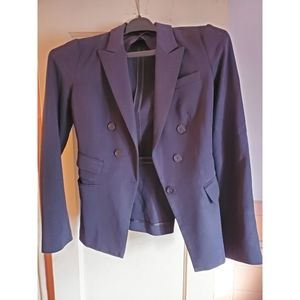 Express navy blue blazer